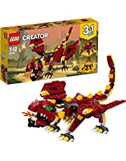 LEGO UK - 31073 Creator Mythical Creatures Children's Toy
