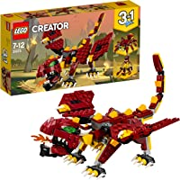 LEGO Creator - Les créatures mythiques - 31073 - Jeu de Construction