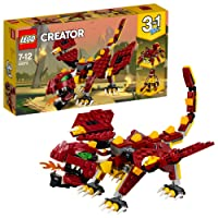 LEGO UK 31073 Creator Mythical Creatures Children's Toy