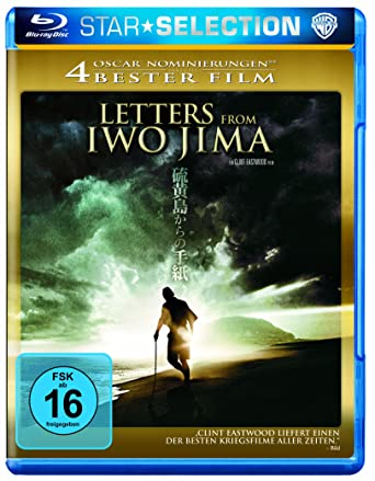 Letters from Iwo Jima [Alemania] [Blu-ray]: Amazon.es: Ken ...