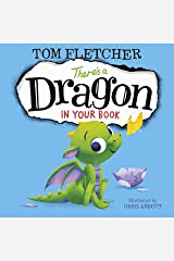 There's a Dragon in Your Book Hardcover