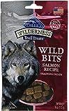 BLUE Wilderness Trail Treats Wild Bits Grain Free Training Dog Treats