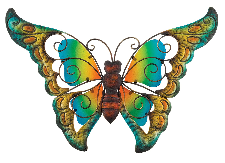 Regal Art & Gift Butterfly Wall Decor, 9-Inch