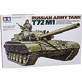 Tamiya Models T-72M1 Russian Army Tank