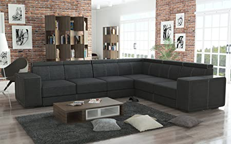 Couchgarnitur Couch Garnitur Sofa Cari In Boss 12 Polsterecke