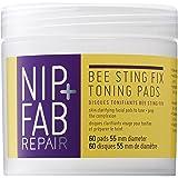 Nip+Fab Bee Sting Fix Toning Pads 80 ml