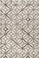 nuLOOM 200YKMM10A-9012 Blakely Diamond Tiles Rug Area, 9' x 12'