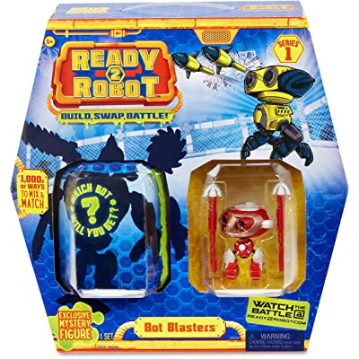 Ready2Robot Bot Blasters-Style 2: Toys & Games