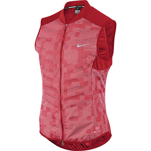 Amazon.com  Nike Women s Aeroloft Flash Running Vest  Sports   Outdoors c5d3d3d20