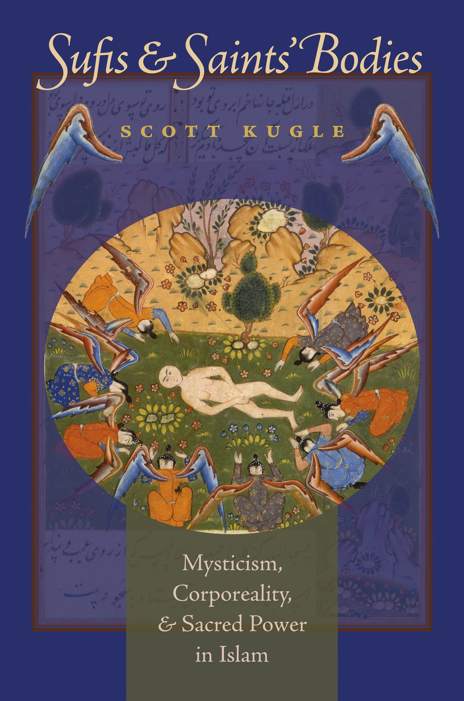 Download Sufis and Saints' Bodies: Mysticism, Corporeality, and Sacred Power in Islam (Islamic Civilization and Muslim Networks) PDF