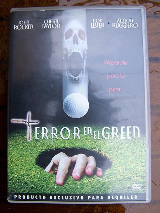 The_Greenskeeper [DVD]: Amazon.es: Allelon Ruggiero, Steve ...