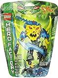 Lego 44013 Hero Factory Aquagon Action Figure Playset