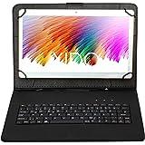 "XIDO Z90, 10 Zoll (9.6"") Tablet Pc, 3G Dual Sim, IPS Display 1280x800, Android 5.1 Lollipop, 1 GB, 16GB Speicher, Quad Core, Computer Wlan, 9.6 Zoll (Weiß Z90 + Tastatur)"