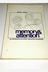 Memory & Attention Paperback