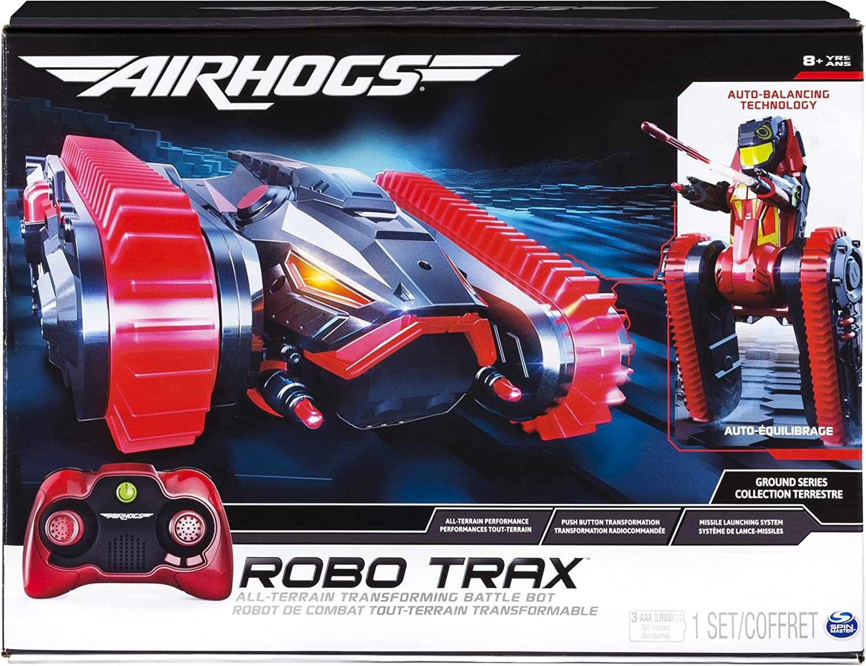 RC Vehicle Robot Transformation Air Hogs AirHogs Robo Trax All Terrain Tank