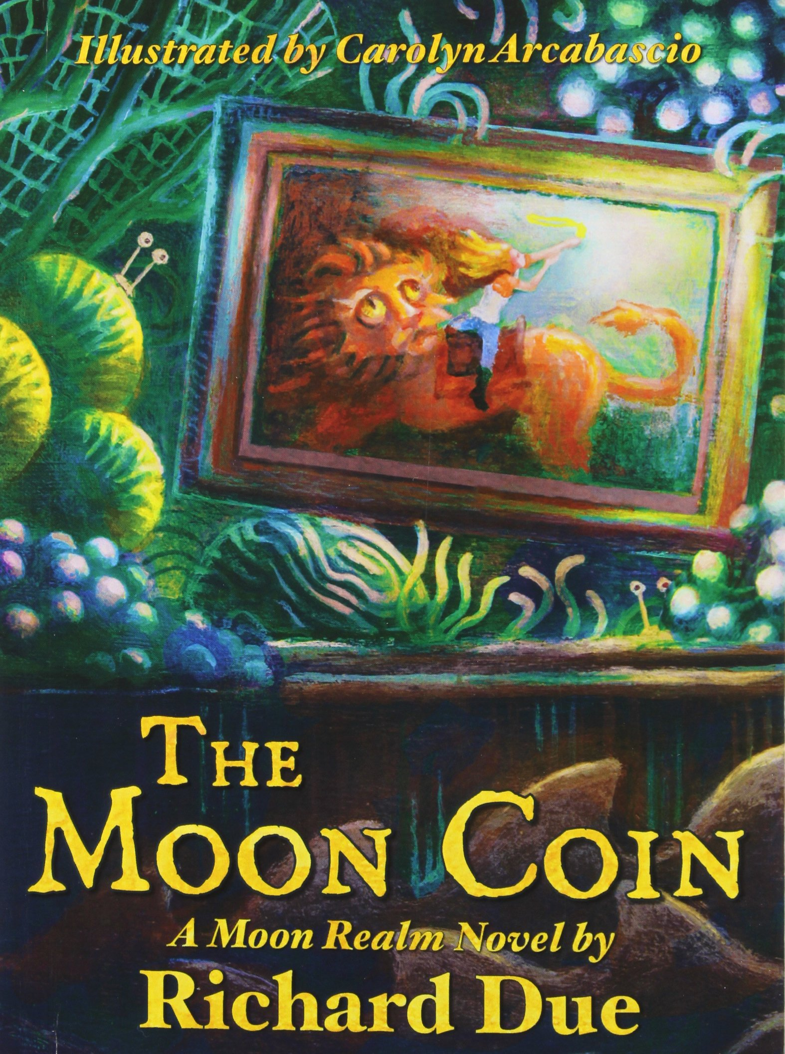 Read Online The Moon Coin (The Moon Realm Series, Book 1) pdf