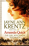 The Girl Who Knew Too Much (Burning Cove California 1)