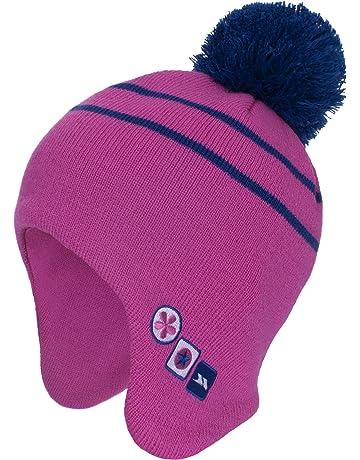 One Size Hilda Cru Buff Kids Jnr Knitted Neckwarmer