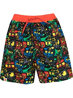 f00d170657 Star Wars Boys BB8 Swim Shorts Ages 5 to 12 Years: Amazon.co.uk ...