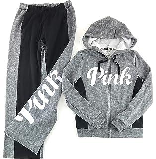 893ad252cbc90 Victoria's Secret PINK Boyfriend Sweat Pants at Amazon Women's ...