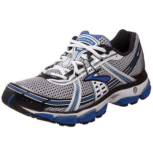 Brooks Trance 9 Trance - Zapatillas de correr para hombre, azul - White/Black/Royal, 43: Amazon.es: Zapatos y complementos