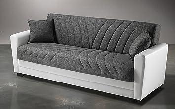 dafnedesign. com - Sofá cama reclinable con caja y dos ...