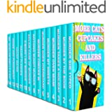 14 BOOK SET: MORE CATS , CUPCAKES AND KILLERS