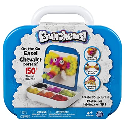 Bunchems, Travel Easel: Toys & Games