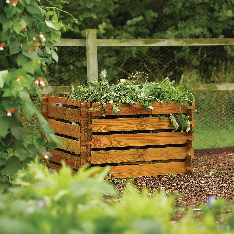 Rowlinson Compostador económico: Amazon.es: Jardín