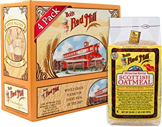 product image for Bob's Red Mill Scottish Oatmeal, 20 Oz (4 Pack)