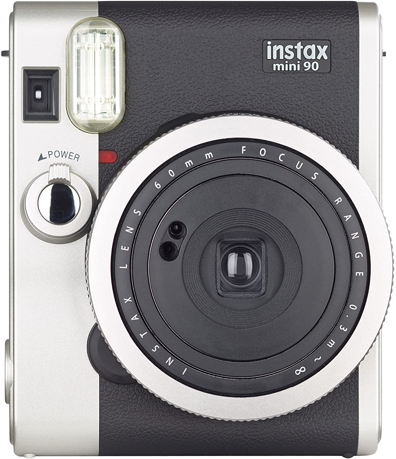 Fujifilm Instax Mini 90 Neo Classic, color Negro: Amazon.es ...
