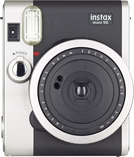 Fujifilm Instax Mini 90 Neo Classic, color Negro: Amazon.es ...