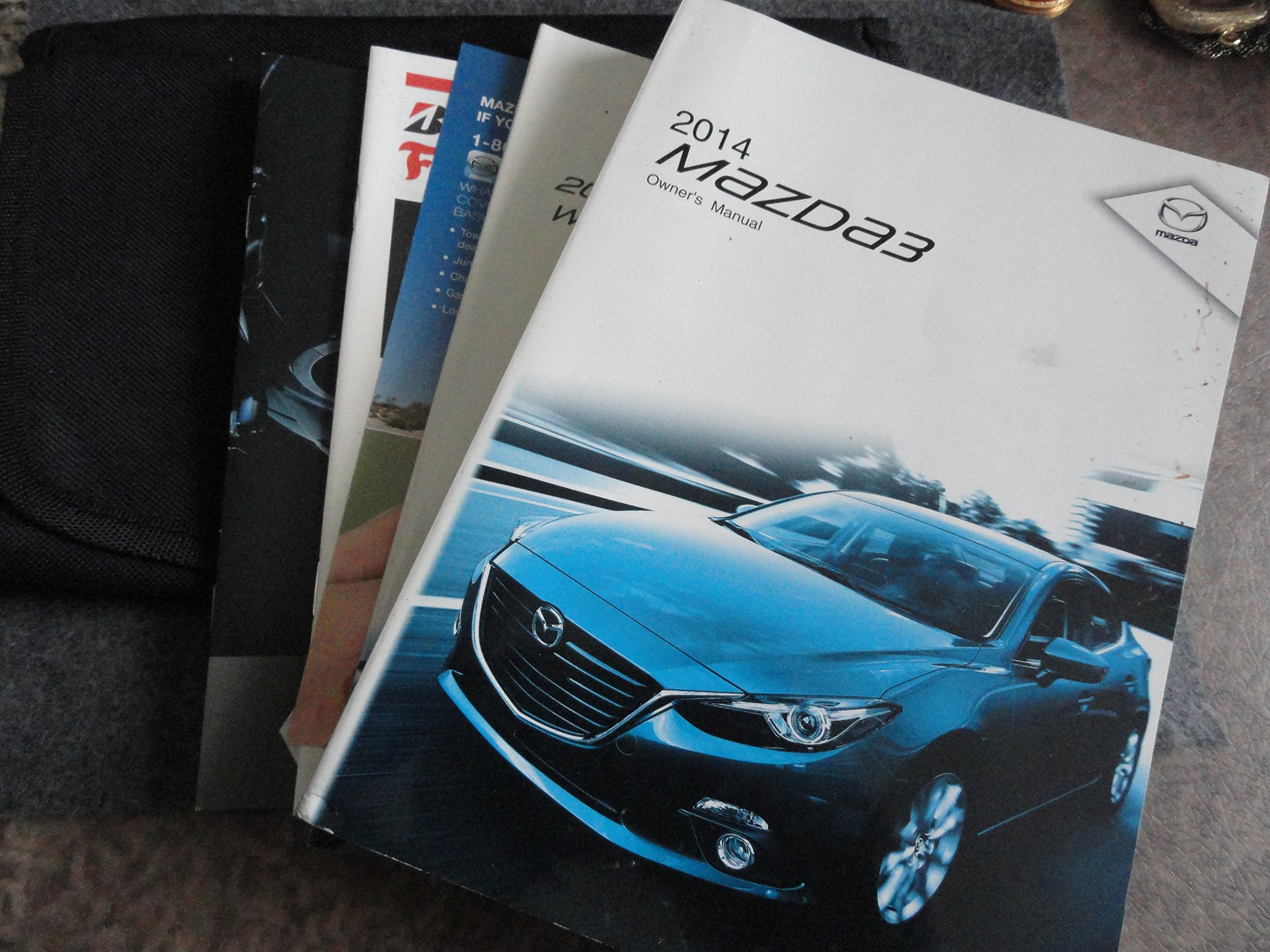 2012 mazda mazdaspeed3 hatchback owners manual provided by naples maz….