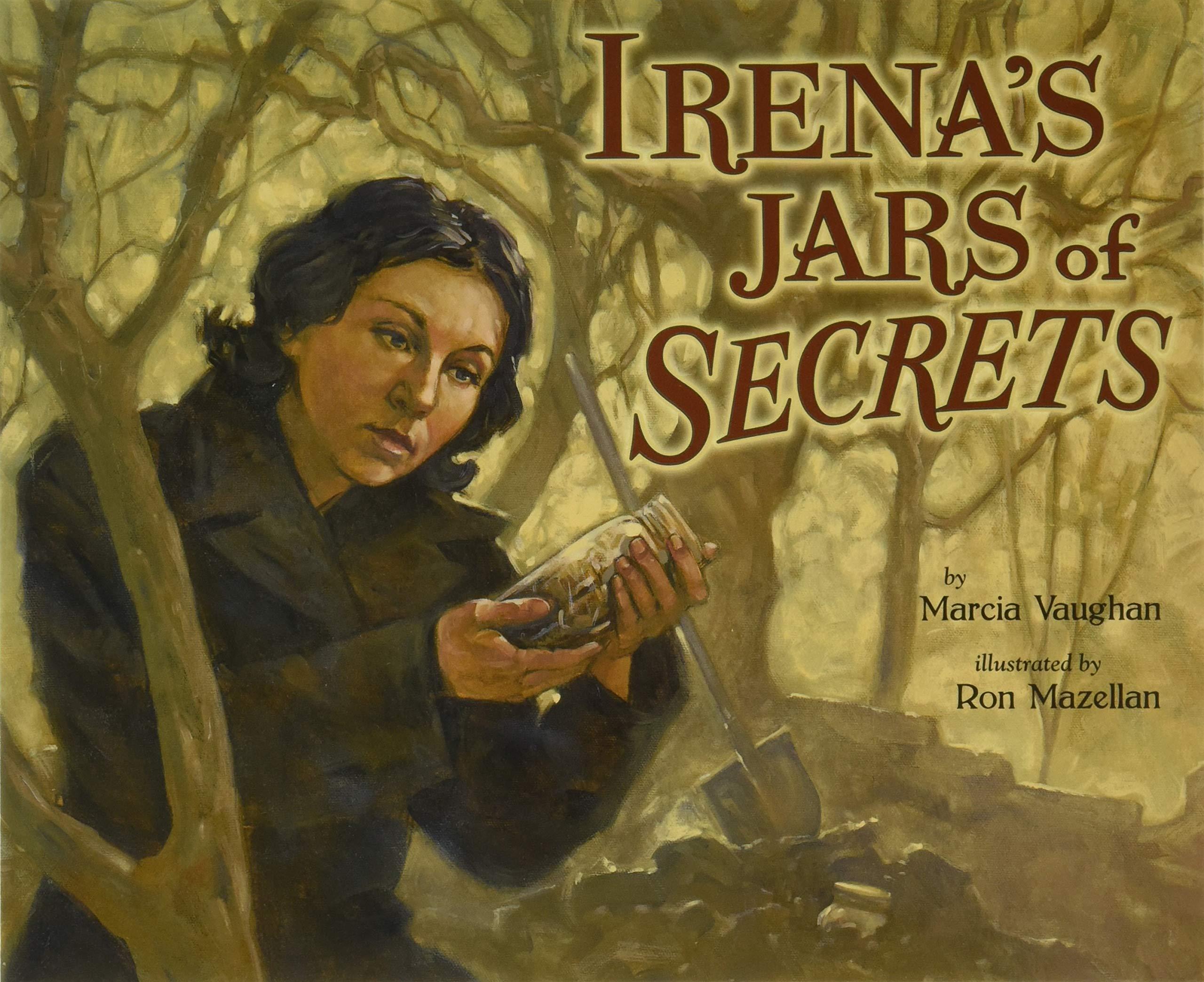 Irena S Jars of Secrets: Amazon.es: Vaughan, Marcia, Mazellan ...