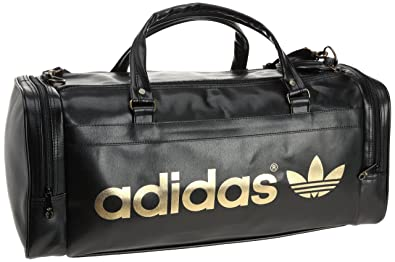 Adidas Originals AC Teambag Sports Bag Black Size  Amazon.co.uk ... 9535000be5731