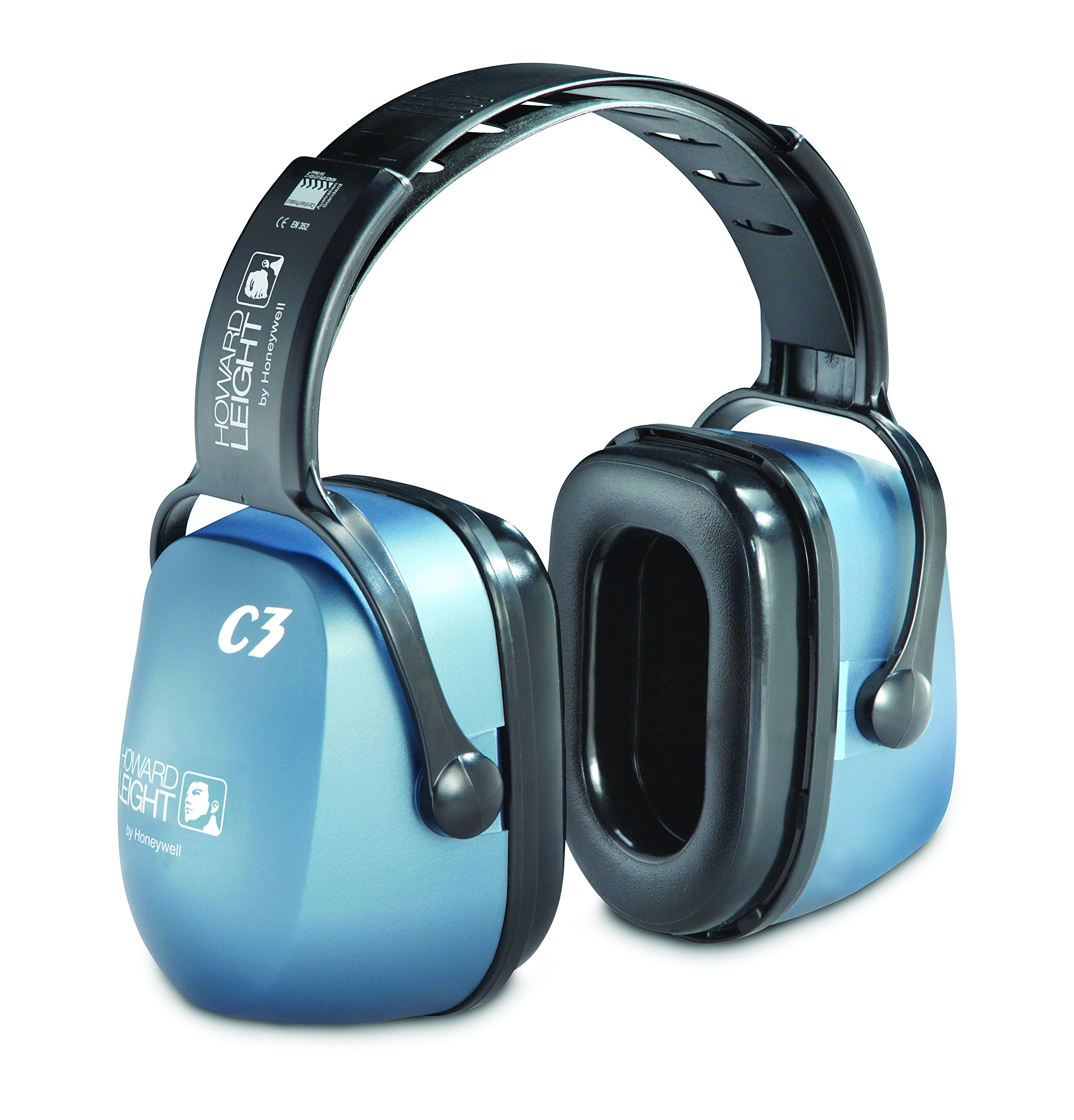 Howard Leight by Honeywell Clarity Series C3 Sound Management Safety Earmuff (1011146)