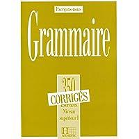 350 Exercices Grammaire - Superieur 1 Corriges