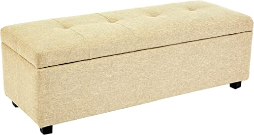 Red Hook Meknes Storage Ottoman Bench