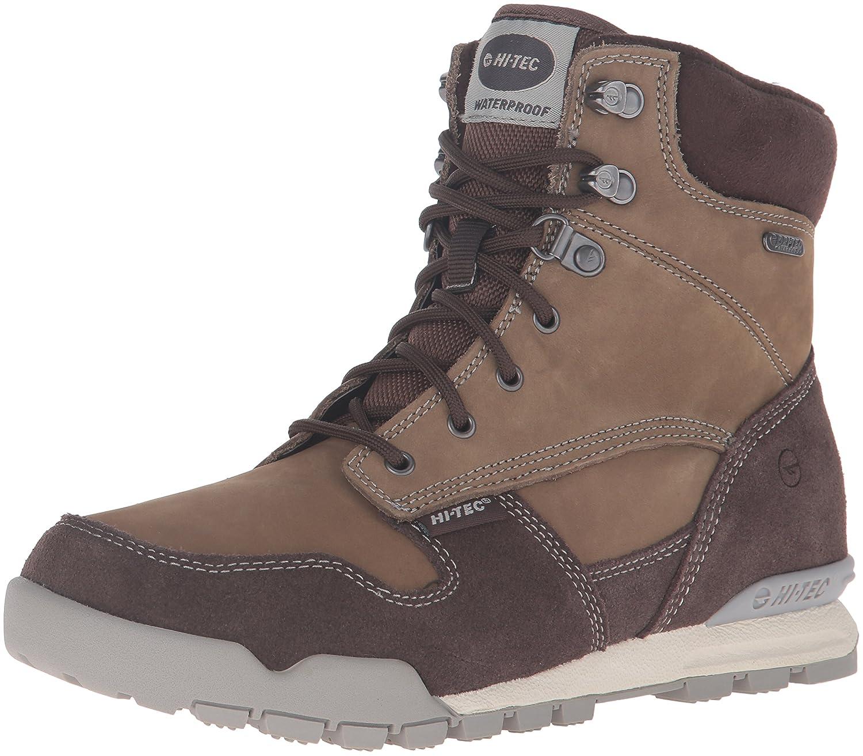 Hi-Tec Women's Sierra Tarma I Waterproof-W Hiking Shoe B01A0FHGN8 11 B(M) US|Brown/Cool Grey