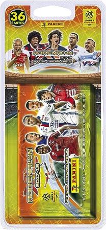 Panini 2320 – 048 Foot Adrenalyn Blister 6 Fundas: Amazon.es: Juguetes y juegos