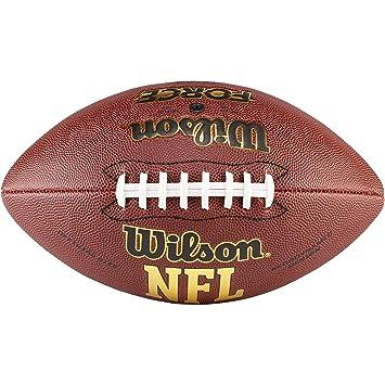 WILSON NFL Force Official Balón de fútbol Americano, Unisex, marrón, Talla Única: Amazon.es: Deportes y aire libre