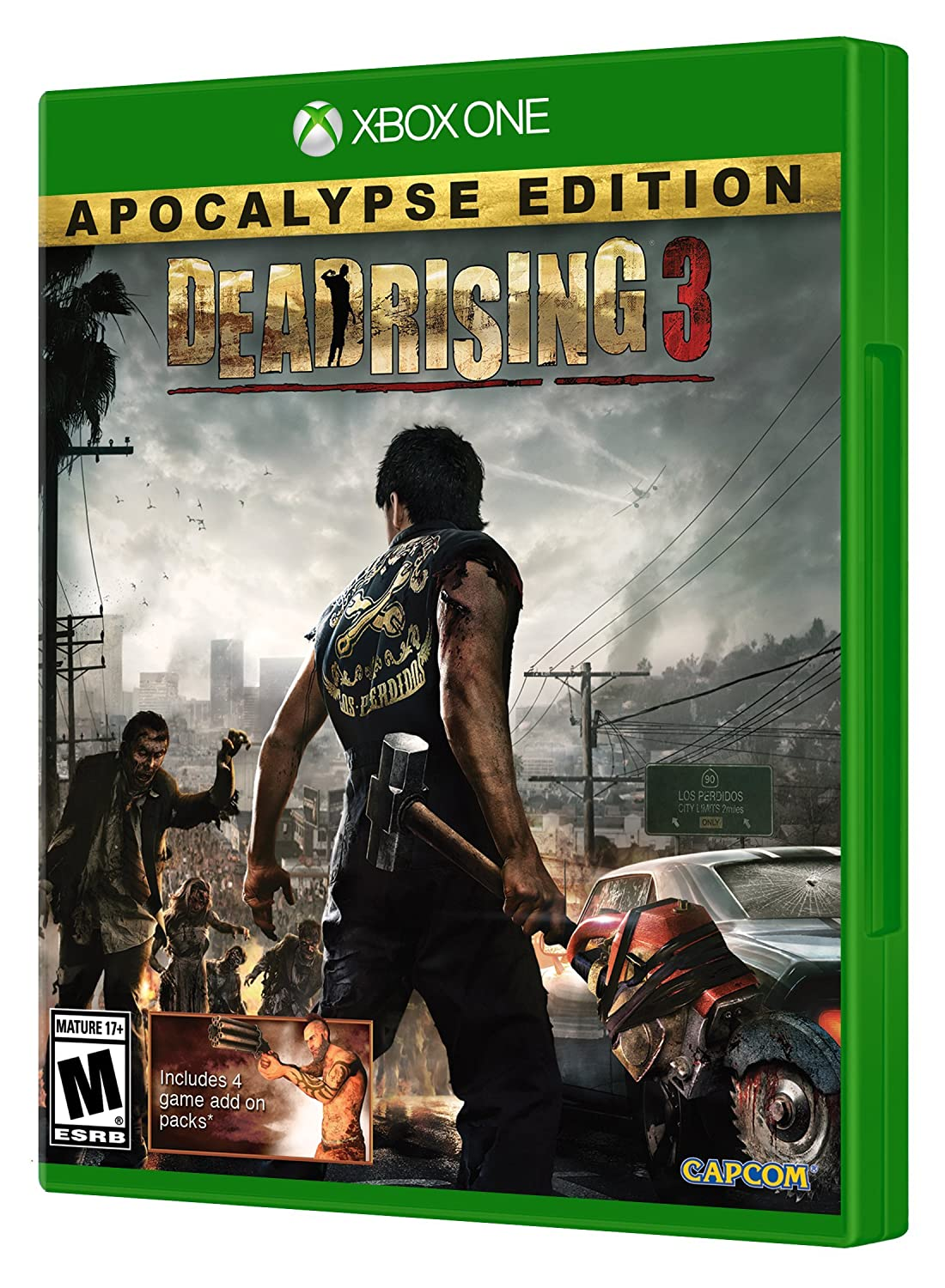 Dead Rising 3 Apocalypse Edition Microsoft Corporation Video Games