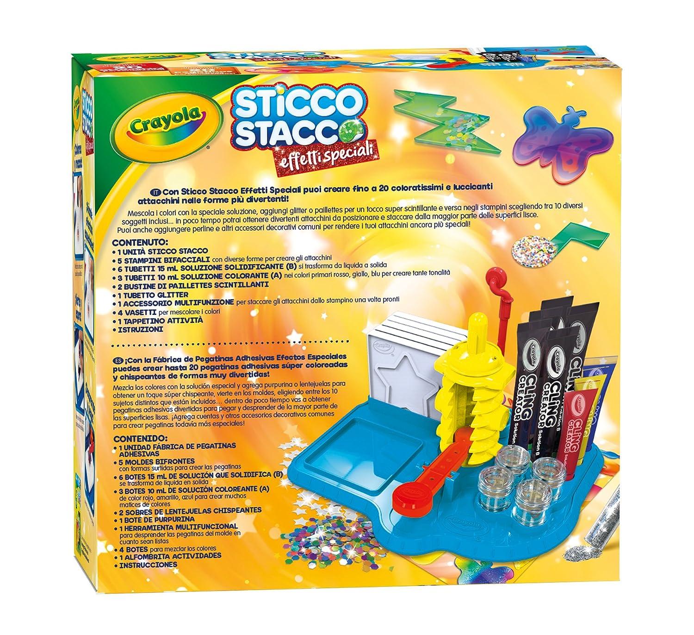 Crayola-25-7094 Fabrica Pegatinas Binney /& Smith Italy 25-7094