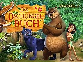 Das Dschungelbuch - Staffel 1 [dt./OV]