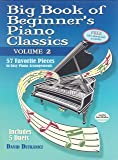 Big Book of Beginner Piano Classics Volume Two: 2
