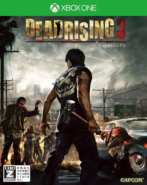 Dead Rising 3 [Xbox One Import Japonais]