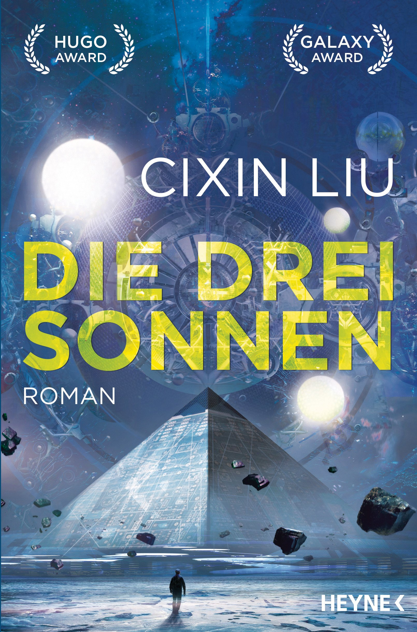 Cixin Liu - Die drei Sonnen  (The Three-Body Problem. Trisolaris 1)