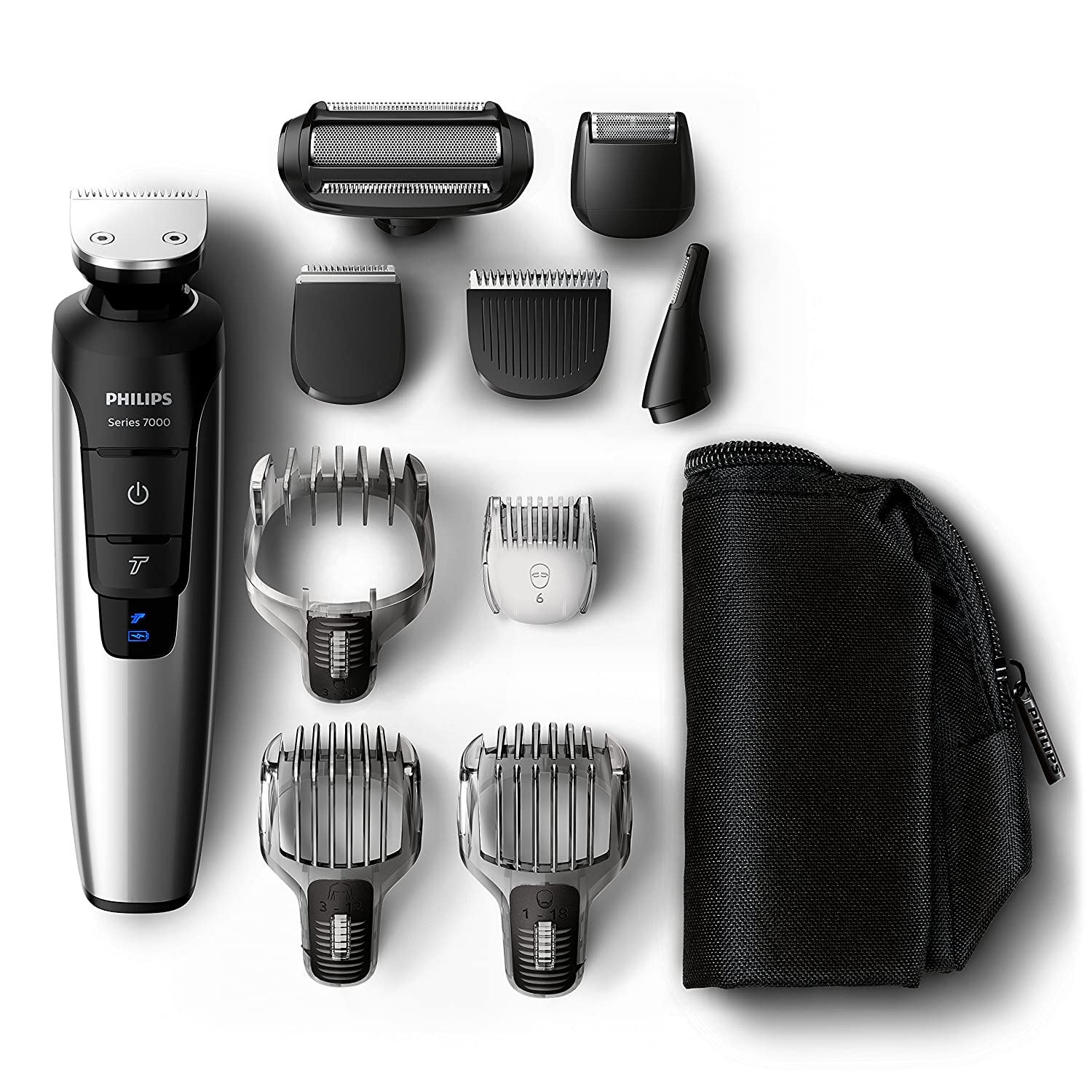 Philips Grooming Kit Serie PRO – QG – Recortador barba cabello y