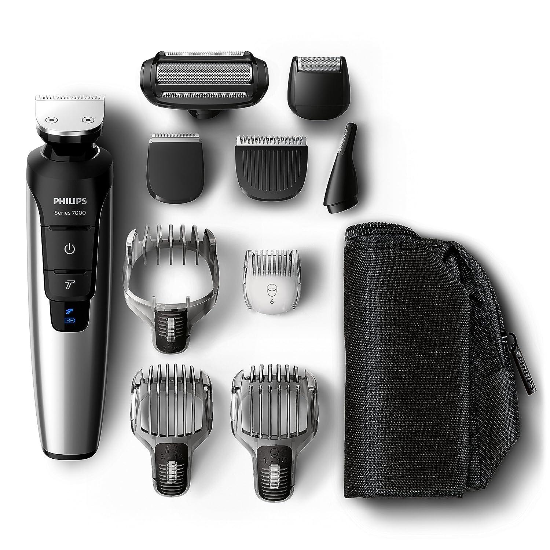 Philips Grooming Kit Serie PRO – QG – Recortador barba cabello y