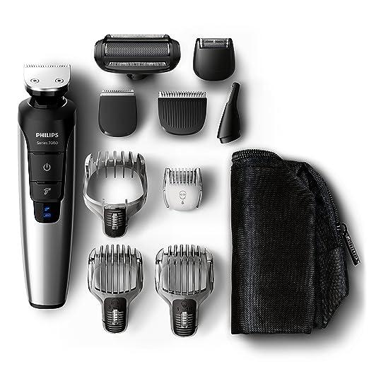 936 opinioni per Philips Grooming Kit Serie 7000 PRO- QG3398/15- Rifinitore Barba Capelli & Corpo